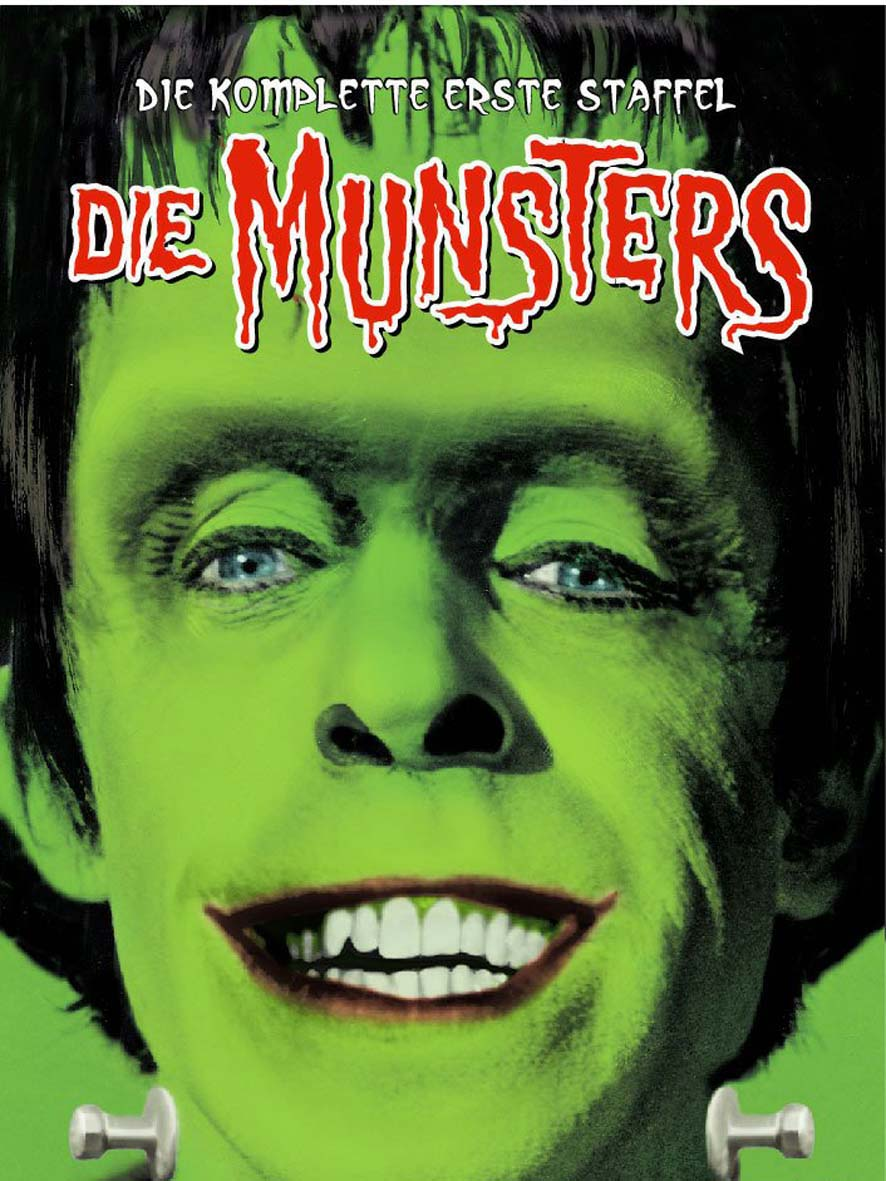 The Munsters (DVD). Published on 4. März 2008 in Film. Keine Kommentare